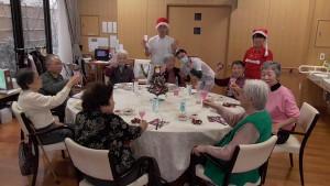 ロコトレ倶楽部 クリスマス会